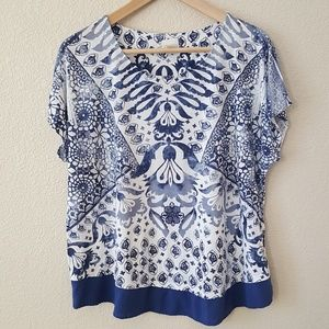 Chico's blouse, women's top, size 3, great cond.